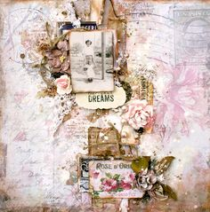 Mixed Media Monday!!!! (Scraps of Darkness)