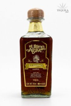 El Ultimo Agave Almond Liqueur - Tequila Reviews at TEQUILA.net