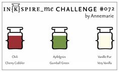 IN{K}SPIRE_me: IN{K}SPIRE_me Challenge #072