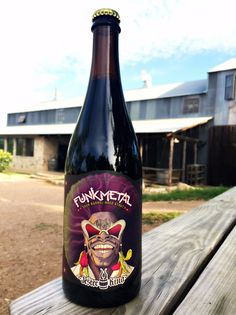 mybeerbuzz.com - Bringing Good Beers & Good People Together...: Jester King Releasing Funk Metal Blend No 7 Today