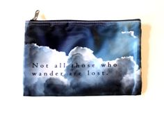 Pencil Case Tolkien Art Photography by CandyMountainPhotos on Etsy, Tolkien, Heavenly, I Shop, Art Photography, Pencil, Blue And White, Comfy, Clouds, Feelings