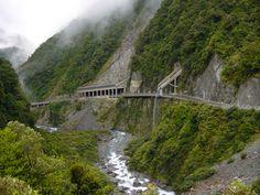 Arthur's Pass, New Zealand