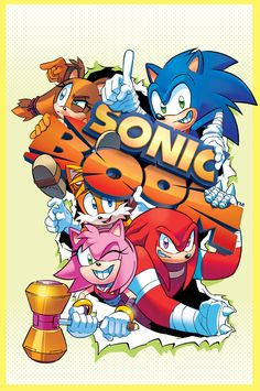 AA-SonicBoom06.Cover by herms85.deviantart.com on @DeviantArt