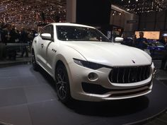 2016 Geneva Motor Show: First Maserati Levante SUV Makes Its Debut The first ever Maserati SUV that has just rolled out of the Mirafiori plant, called Maserati Levante, was proudly presented in Geneva. Maserati Levante's main goal is to increase sales and grab a market share from Cayenne, X5, X6 and MB GLE. Maserati Levante is built on a...
