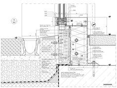 ESS – Elisabeth-Seniorenstift Berlin – RISSE Technical Architecture, Detail Architecture, Architecture Drawings, Curtain Wall Detail, Window Detail, Roof Detail, Civil Drawing, Architecture Presentation Board, Construction Drawings