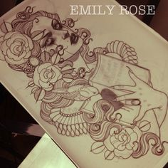 tattoo by emily_rose_murray