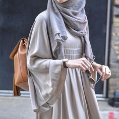 Beauty of hijab Hijab Casual, Hijab Outfit, Modest Fashion Hijab, Modern Hijab Fashion, Muslim Women Fashion, Hijab Chic, Abaya Fashion, Fashion Outfits, Modest Wear