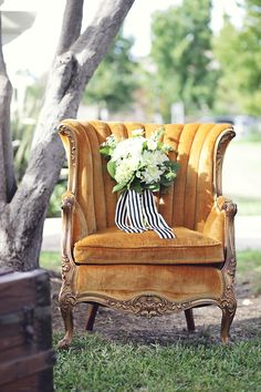 We have love all things old...  Follow us on FB or Visit us at www.ricketyswank.com.  Key Words: Wedding Antique Rustic Vintage Staging Wedding Props Victorian Boho Gold Queen Chair Engagement