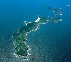 Conocer España: Islas Cíes y playa de Rodas-Galicia