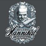 Bistro Hannibal T-Shirt Charcoal
