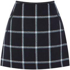Mini Checkered Skirt | Jill Dress
