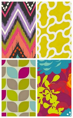 Cool new Kleenex Designs to blend with your home decor. It's about time, the boxes have been ugly for too long.