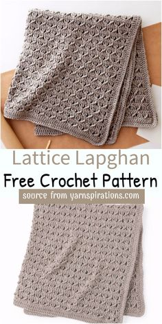 Crochet Afghans, Crochet Throw Pattern, Afghan Crochet Patterns, Crochet Baby, Free Crochet, Knit Crochet, Crochet Throws, Crochet Humor, Beginner Crochet