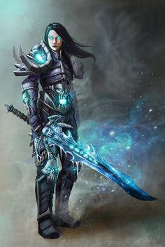 Death Knight by Youngsta1.deviantart.com on @deviantART