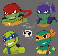 Tmnt 2018 by Stardust-510