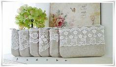 Bridesmaid lace purse 1 item only by KawaiiSakuraHandmade on Etsy, ¥1300