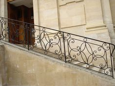 Oooh, la, la, they say in #France: limestone and wrought iron is tres chic! #Lightolicious likes!