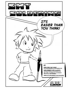 SMT Soldering - Its Easier Than You Think!