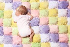 Puff Quilt pattern free download www.shannonfabrics.com
