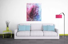 Original Painting. Abstract Painting. Abstract by Outlook8studio