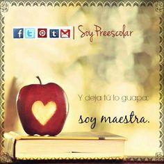 ¡Soy Maestra! ツ | Soy Preescolar http://ift.tt/1lWHeHl