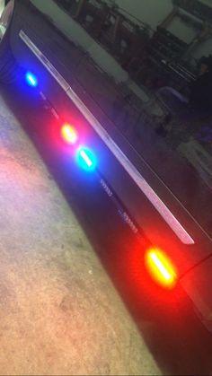 Full Size Ambulance Strobe Lights Police Light Bar Strobe