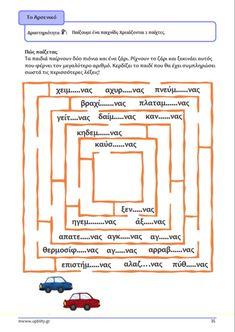 Αντιμετώπιση της Δυσορθογραφίας μέσω της Γραμματικής | ΤΑ ΟΥΣΙΑΣΤΙΚΑ - Upbility.gr Special Education, Grammar, Spelling, Periodic Table, Ebooks, Language, Teacher, School, Periodic Table Chart
