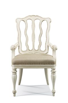 Hickory White Furniture | Silvano Collection | Nadia Arm Chair | MacQueen Home | http://macqueenhomela.houzz.com/