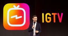 Dün itibariyle IGTV ile tanıştık ve dikey videoları sahiplenmiş. Instagram'a sığmayan istenilen uzunlukta videoları buradan paylaşmanız mümkün.