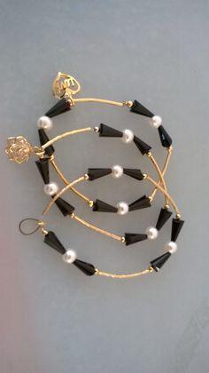 FIN DE SEMANA Wire Jewelry Rings, Bead Jewellery, Beaded Jewelry, Jewelery, Diy Jewelry, Girls Jewelry, Jewelry Accessories, Jewelry Design, Handmade Bracelets