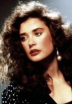 Demi Moore aka Jackie Templeton, 1982-1983, GH
