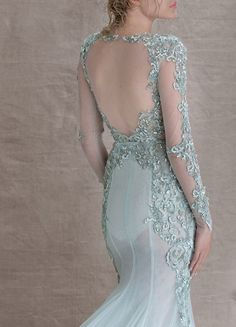 Paolo Sebastian Couture SS 2014-2015 Collection @Maysociety