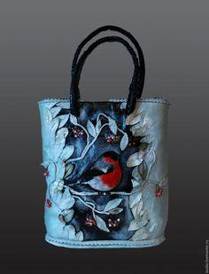 96d6fa50267f Женские сумки ручной работы. Ярмарка Мастеров - ручная работа. Купить сумка  кожаная