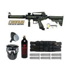Paintball Guns And Gear