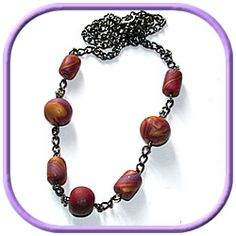polymer clay beads | Making Polymer Clay Beads