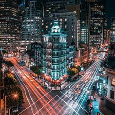San Francisco California by Chris Henderson