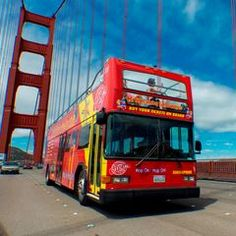 City Sightseeing San Francisco Hop-On, Hop-Off: 24-hour Downtown Tour