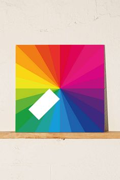 Jamie xx - In Colour LP - Urban Outfitters