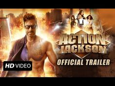 Presenting most awaited movie trailer of #ActionJackson featuring #AjayDevgn & #SonakshiSinha.