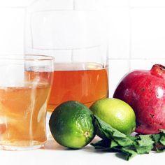 Minty Lime Kombucha Cocktail Recipe on Food52 recipe on Food52