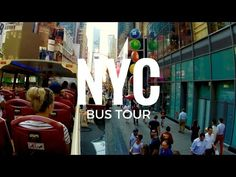 New York City Bus Tour In Motion  We recently visited New York and explored the sights of the city on a bus tour.  It's was a unique experience.  As this was a hop on/hop off tour, some of the highlights were:  M&M'S World Stop, Grand Central Terminal, Rockefeller Center, Downtown  (Times Square), 5th Avenue Midtown, Empire State Building / Korea Town, Flatiron District, Union Square, Greenwich Village/NYU, NoHo, SoHo/Little Italy, Chinatown, Brooklyn Bridge/City Hall, Wall Street / Charging…