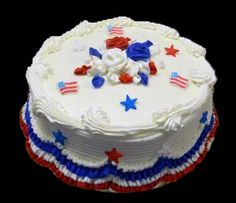 Mrs. Mack's Bakery & Restaurant: Memorial Day Patriotic Cakes, Cupcakes - Worcester, MA Bakery