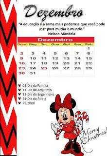 Educação e Transformação: 👍Planner 2018 no tema Minnie Mouse