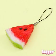 Watermelon Charm - Straps & Charms - Mobile Accessories | Blippo.com - Japan & Kawaii Shop