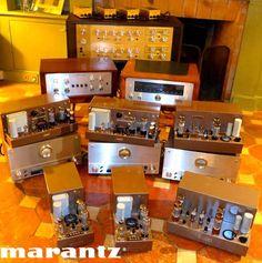 Marantz - Model # 1 through 10-B