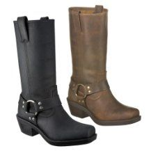 Target leather boots I have them in brown they were perfect for New Mexico!