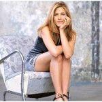 Jennifer Aniston: fazendo história...