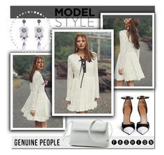 """""""GENUINE-PEOPLE 10."""" by adanes ❤ liked on Polyvore featuring Givenchy, women's clothing, women's fashion, women, female, woman, misses, juniors and Genuine_People"""