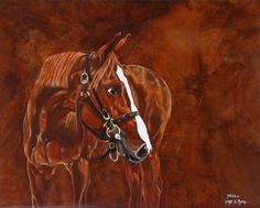 Original, vibrant equine paintings by James C. Byrne Artist capturing the essence of the individual horse. Equine Art, Check It Out, Saatchi Art, Shop Now, Patience, Birds, Horses, Artist, Artwork