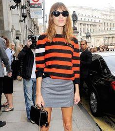 Alexa... - Celebrity Street Style